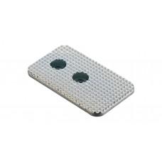 微型氣缸用.鐵製擋板