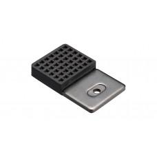 微型氣缸用擋板.角型.黑色.抓取用