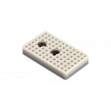 微型氣缸用擋板.方型.白色
