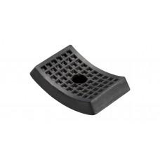 微型氣缸用擋板.圓弧型.黑色