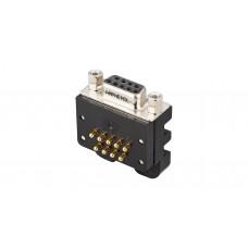 D-SUB&探針連接器.夾具側