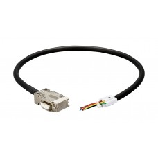 D-SUB連接線(OX-B型)夾具側