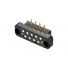 探針連接器(OX-A/B型)焊接式.機械手側