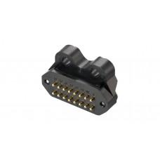 探針連接器(焊接式).夾具側