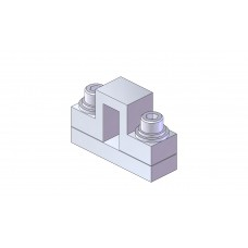 方形滑移支架.20-10