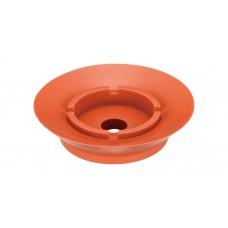 強化矽膠吸盤.螺絲固定式.Φ60