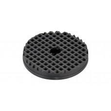 微型氣缸用擋板.圓型.黑色.Φ50